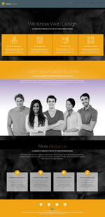Web Design Demo Website Template