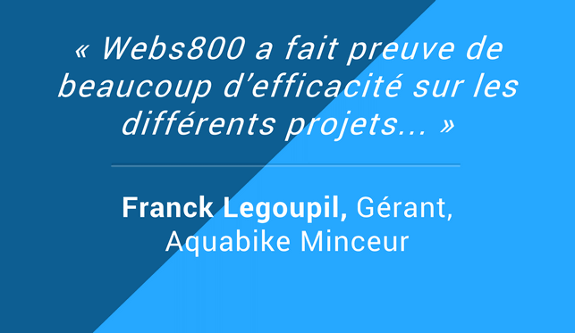 Client Reviews Franck Legoupil Gerant